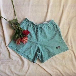 Patagonia Women's Baggies XS Nylon Shorts